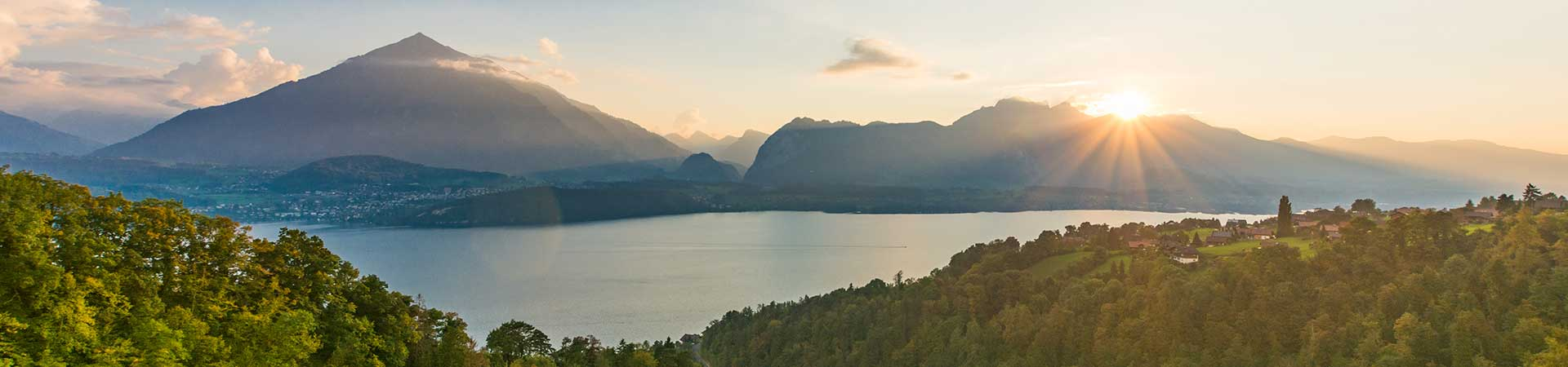 Solbadhoted Sigriswil Thunersee